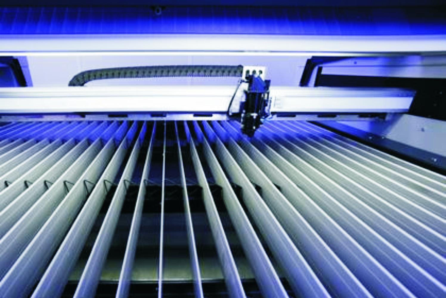 Сотовый стол для лазерного станка своими руками 65