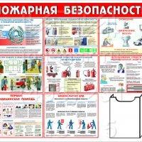информационный стенд безопасность