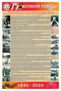 плакат вклад церкви